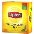 HERBATA EKSPRESOWA LIPTON YELLOW LABEL (100)